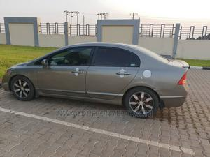 Honda Civic 2006 1.8 Sport Automatic Gray | Cars for sale in Abuja (FCT) State, Kubwa
