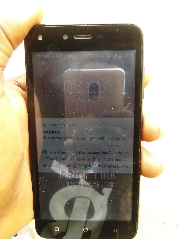 Tecno WX3 8 GB Black