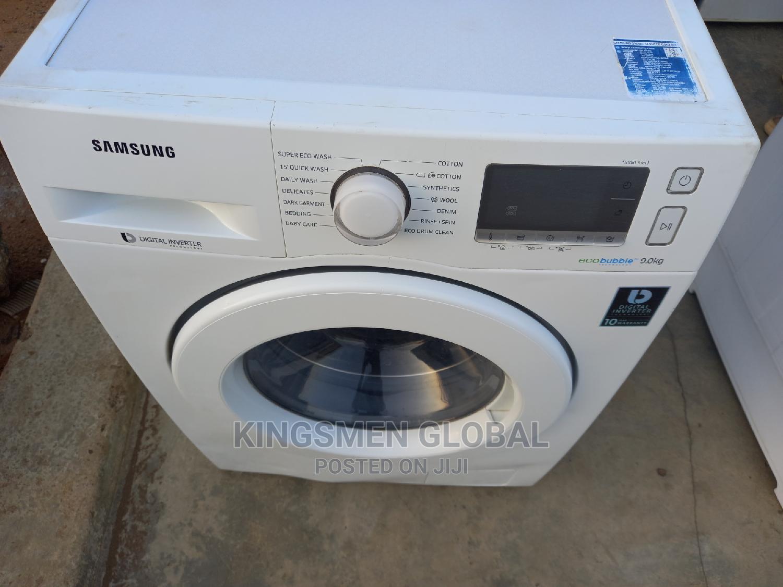 Samsung 9kg Inverter Front Loader Automatic