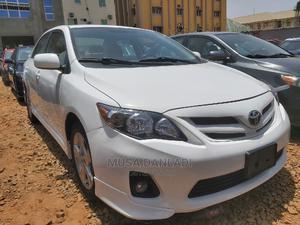 Toyota Corolla 2013 White | Cars for sale in Kaduna State, Kaduna / Kaduna State