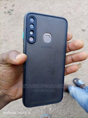 Infinix Hot 7 Pro 64 GB Gray   Mobile Phones for sale in Oyo State, Ido