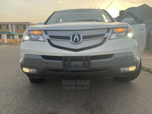 Acura MDX 2008 SUV 4dr AWD (3.7 6cyl 5A) White | Cars for sale in Abuja (FCT) State, Kubwa