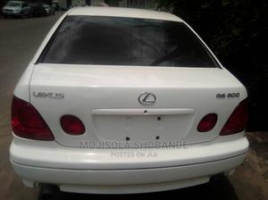 Lexus GS 2005 White   Cars for sale in Lagos State, Ikeja