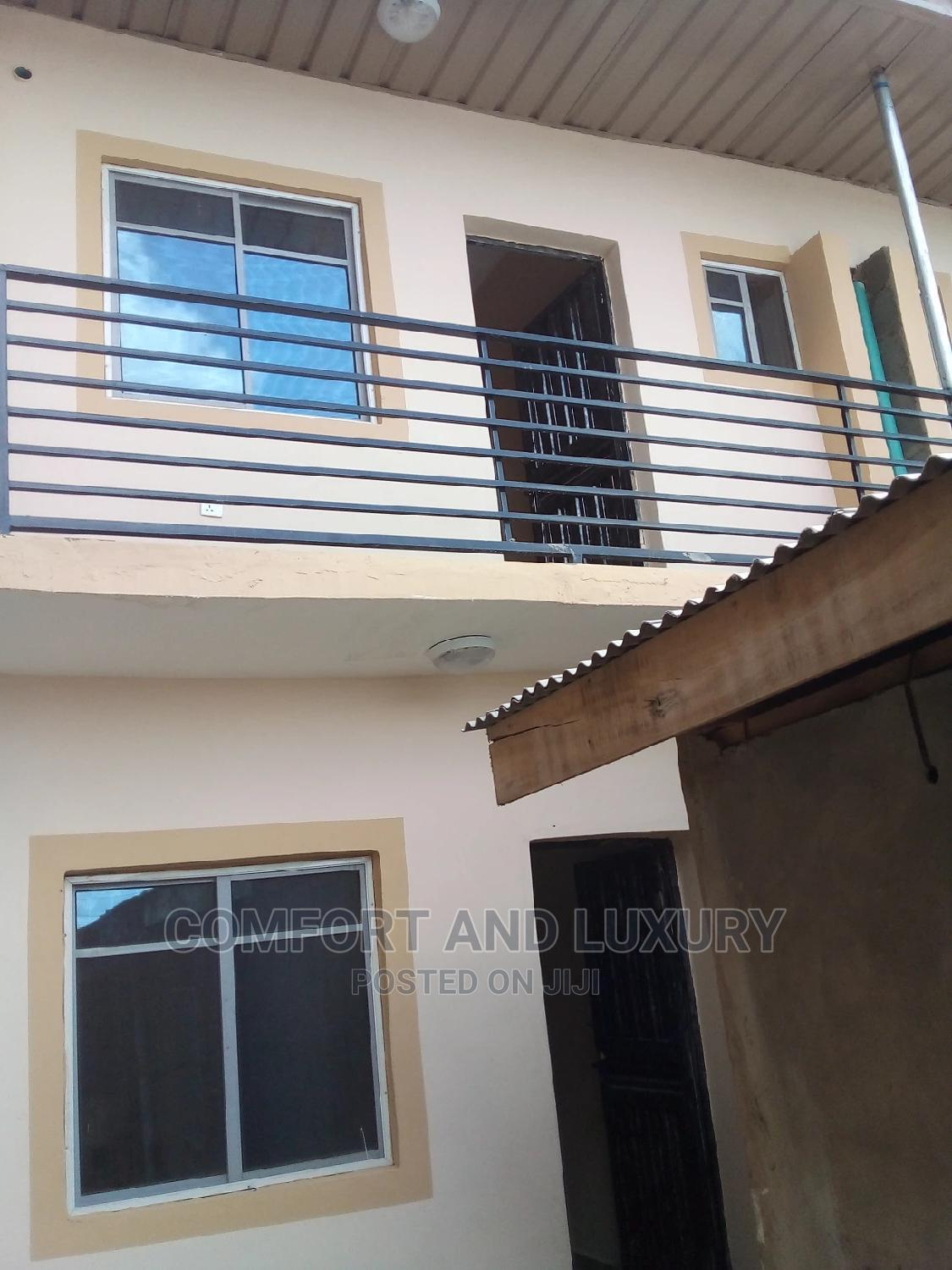 To Let Room and Palour Self-Contained,At Ijesha Surulere