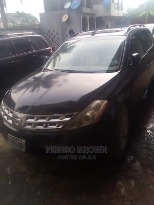 Nissan Murano 2006 3.5 Black   Cars for sale in Abia State, Osisioma Ngwa