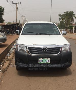 Toyota Hilux 2007 2.0 VVT-i White | Cars for sale in Benue State, Gboko