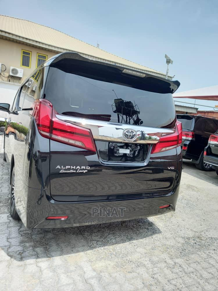 New Toyota Alphard 2020 Black | Cars for sale in Ajah, Lagos State, Nigeria
