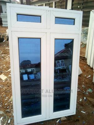 3 by 5 Casement Windows With Protector and Net | Windows for sale in Anambra State, Onitsha