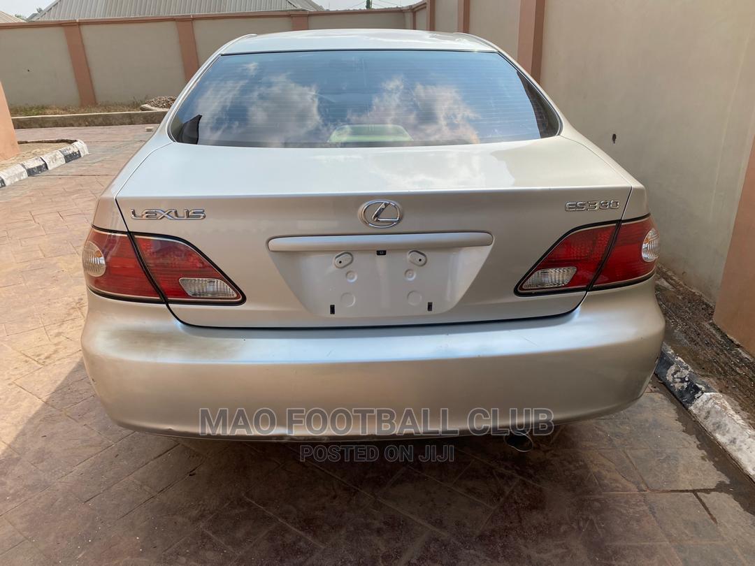 Archive: Lexus ES 2005 330 Silver
