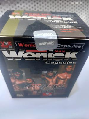 Wenick Capsule. | Sexual Wellness for sale in Lagos State, Agege