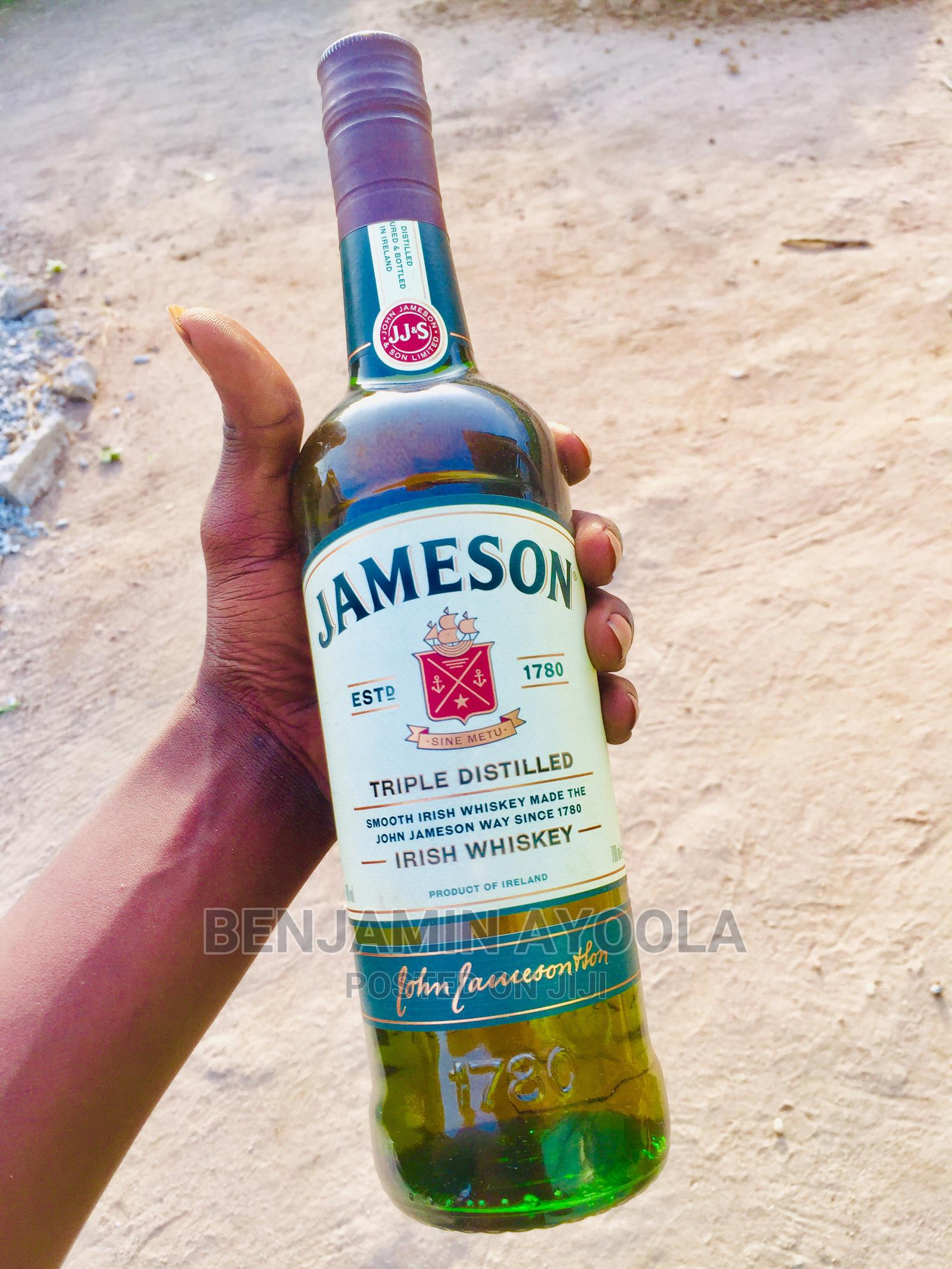 John Jameson Whiskey 700ml
