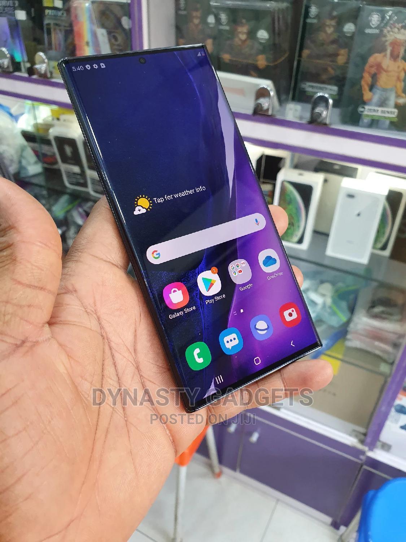 Samsung Galaxy Note 20 Ultra 5G 128GB Black