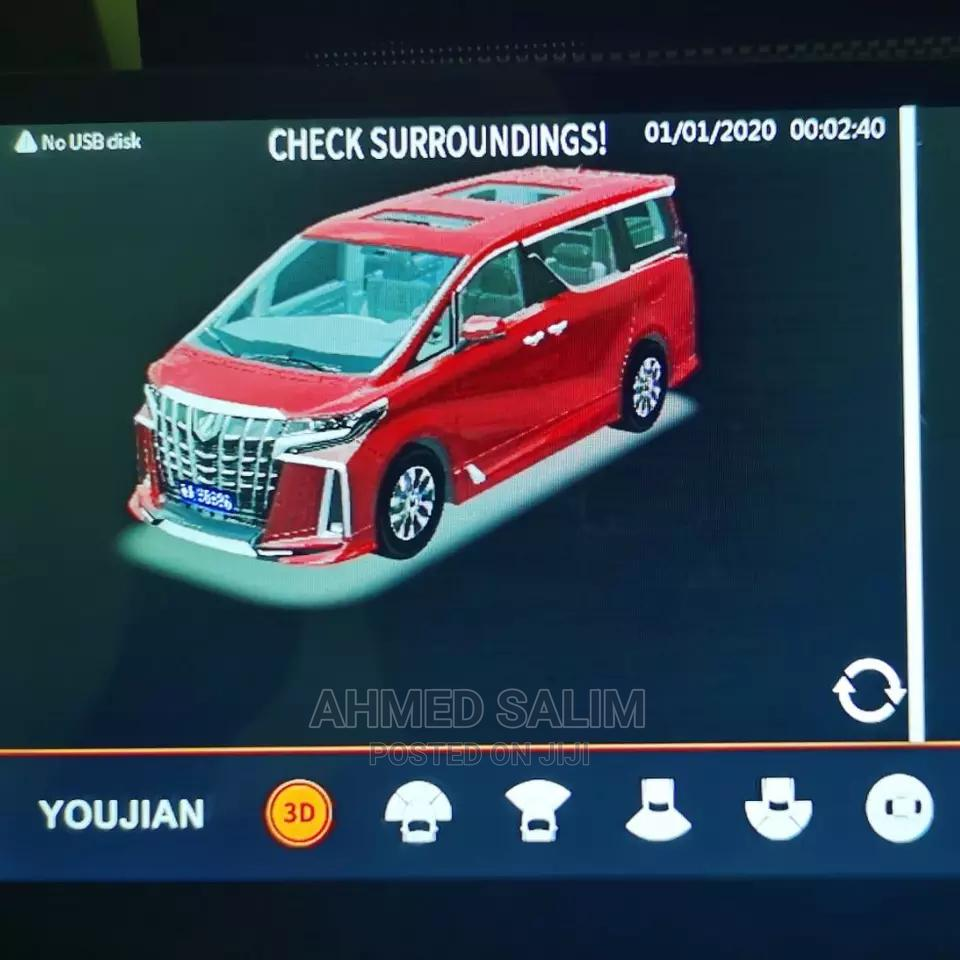 3D 360° Panoramic 4 Cameras | Vehicle Parts & Accessories for sale in Kano Municipal, Kano State, Nigeria