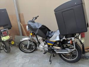 Motorcycle 2020 Yellow | Motorcycles & Scooters for sale in Lagos State, Lekki