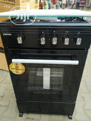 BRUHM Gas Cooker All Gas With Oven 100%Copper   Kitchen Appliances for sale in Lagos State, Ikeja