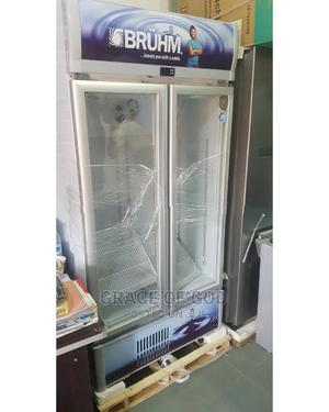 Bruhm Showcase Glass 100%Copper 2 Years Warranty | Store Equipment for sale in Lagos State, Ikeja