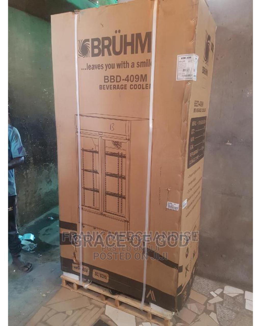 Bruhm Showcase Glass 100%Copper 2 Years Warranty   Store Equipment for sale in Ikeja, Lagos State, Nigeria