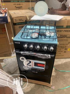 Scanfrost Gas Cookrs All Gas With Oven   Kitchen Appliances for sale in Lagos State, Ikeja