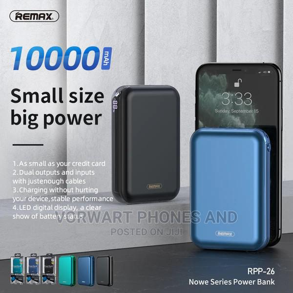 Remax Rpp- 26 | Accessories for Mobile Phones & Tablets for sale in Ikeja, Lagos State, Nigeria