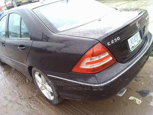 Mercedes-Benz C230 2005 Blue   Cars for sale in Lagos State, Abule Egba