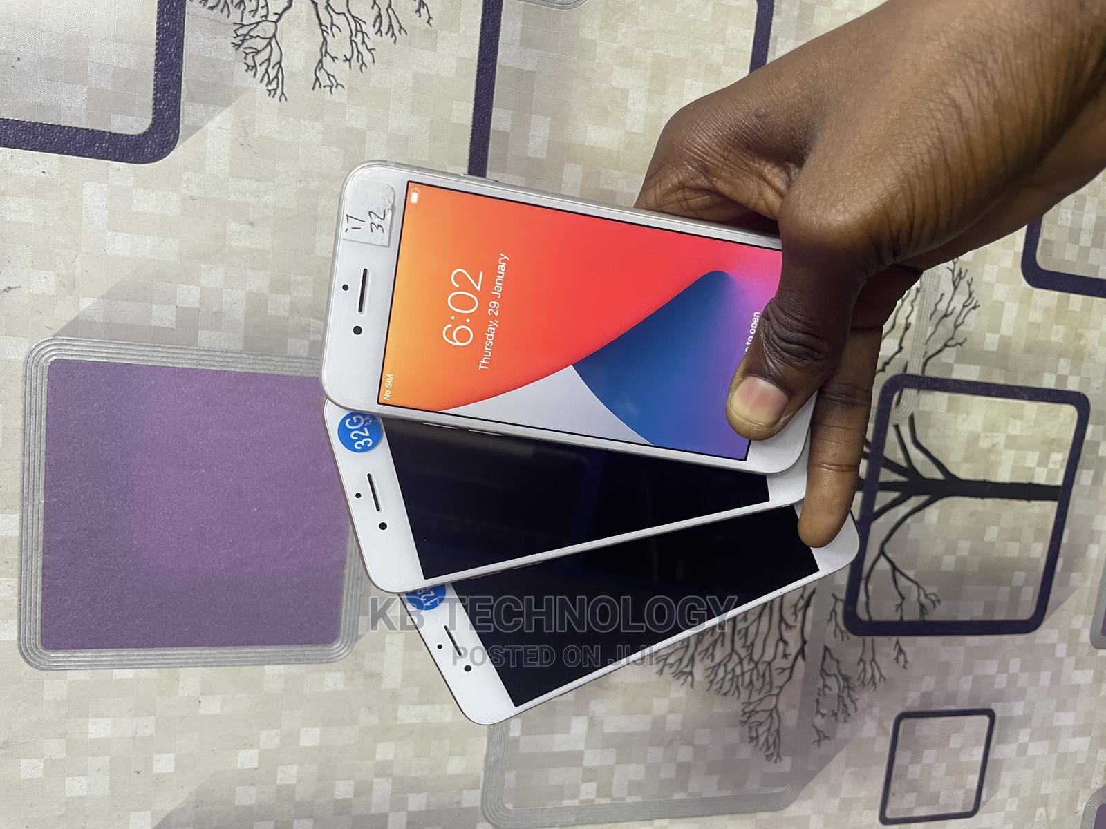 Apple iPhone 7 128 GB Gray