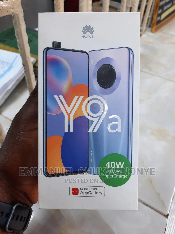 New Huawei Y9a 128GB Black