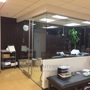 Office Space Glass Partition   Furniture for sale in Abuja (FCT) State, Wuse