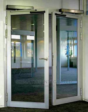 Automatic Swing Doors   Doors for sale in Rivers State, Port-Harcourt