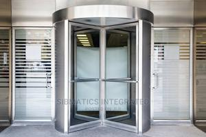 Automatic Revolving Door   Doors for sale in Rivers State, Port-Harcourt