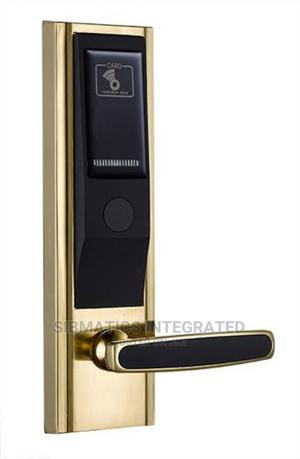 Hotel Door Lock With Card Holder   Doors for sale in Rivers State, Port-Harcourt