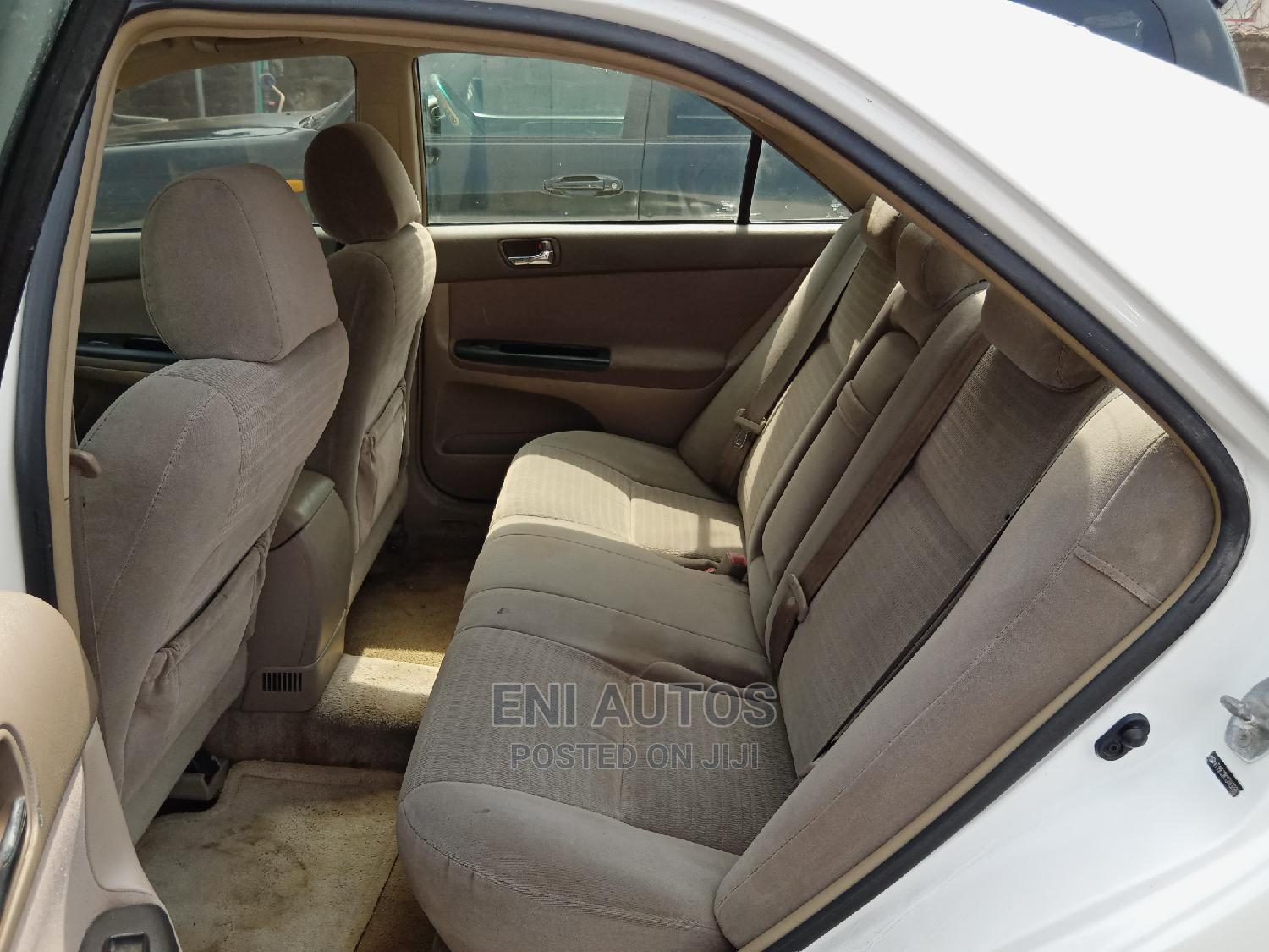 Toyota Camry 2006 White   Cars for sale in Ojodu, Lagos State, Nigeria