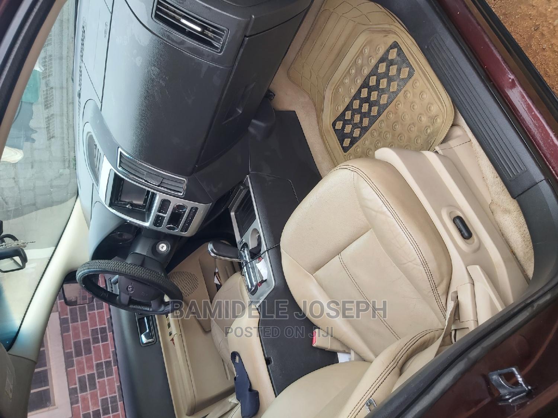 Ford Edge 2010 Brown | Cars for sale in Gwarinpa, Abuja (FCT) State, Nigeria