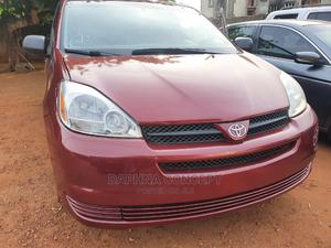 Toyota Sienna 2005 LE AWD Red | Cars for sale in Lagos State, Ikorodu