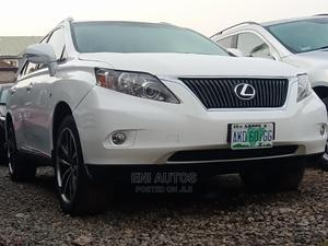 Lexus RX 2011 450h White   Cars for sale in Lagos State, Ojodu