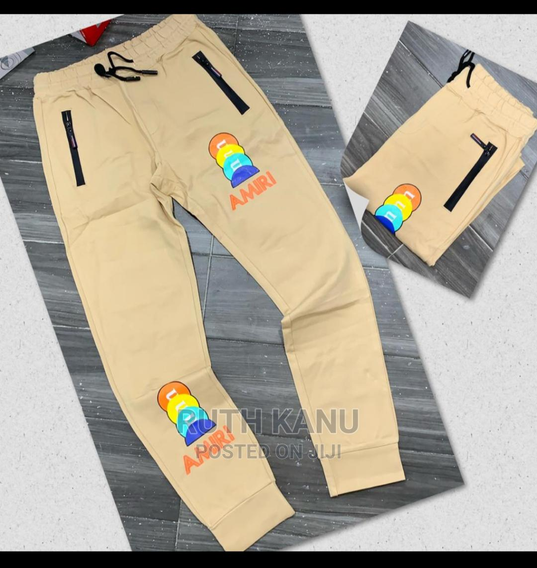 AMRI Unisex Joggers | Clothing for sale in Lekki, Lagos State, Nigeria