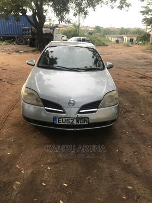 Nissan Primera 2002 Silver | Cars for sale in Ogun State, Sagamu