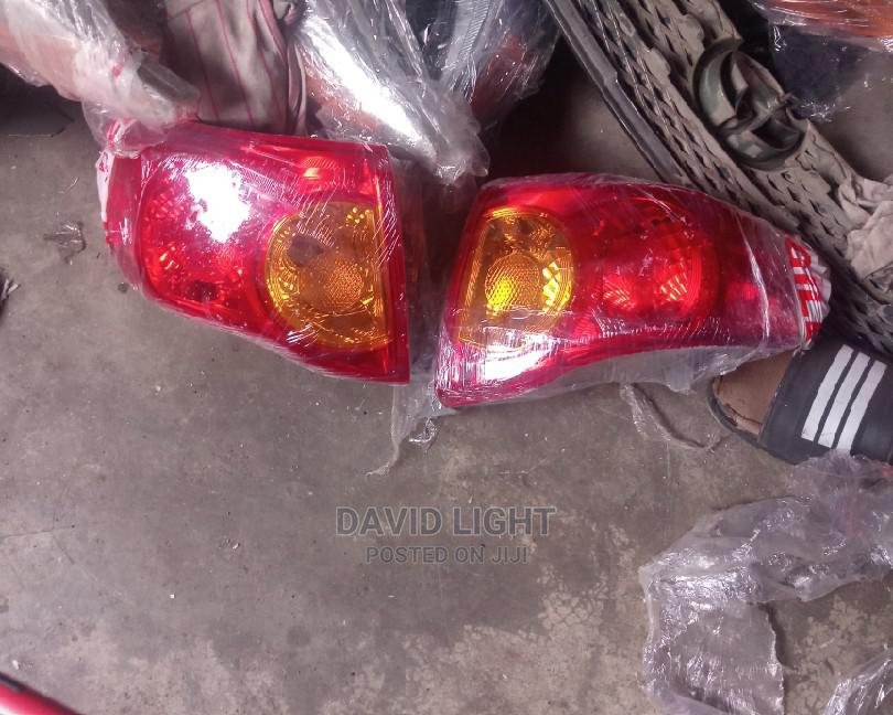 Back Light Corolla 2009 Set