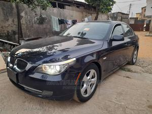 BMW 535i 2008 Blue | Cars for sale in Lagos State, Alimosho
