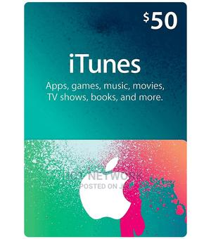 Mitunes Gift Card $50 (US) [Email Delivery]   Accessories & Supplies for Electronics for sale in Abuja (FCT) State, Wuse