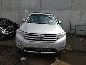 Toyota Highlander 2013 Limited 3.5l 4WD Silver   Cars for sale in Rivers State, Port-Harcourt