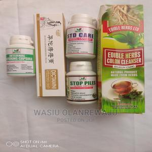 Edible Herbs Ltd Herbal Remedy for Chronic Pile and Hemorrhr | Vitamins & Supplements for sale in Lagos State, Agege