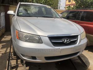 Hyundai Sonata 2006 Silver | Cars for sale in Lagos State, Abule Egba