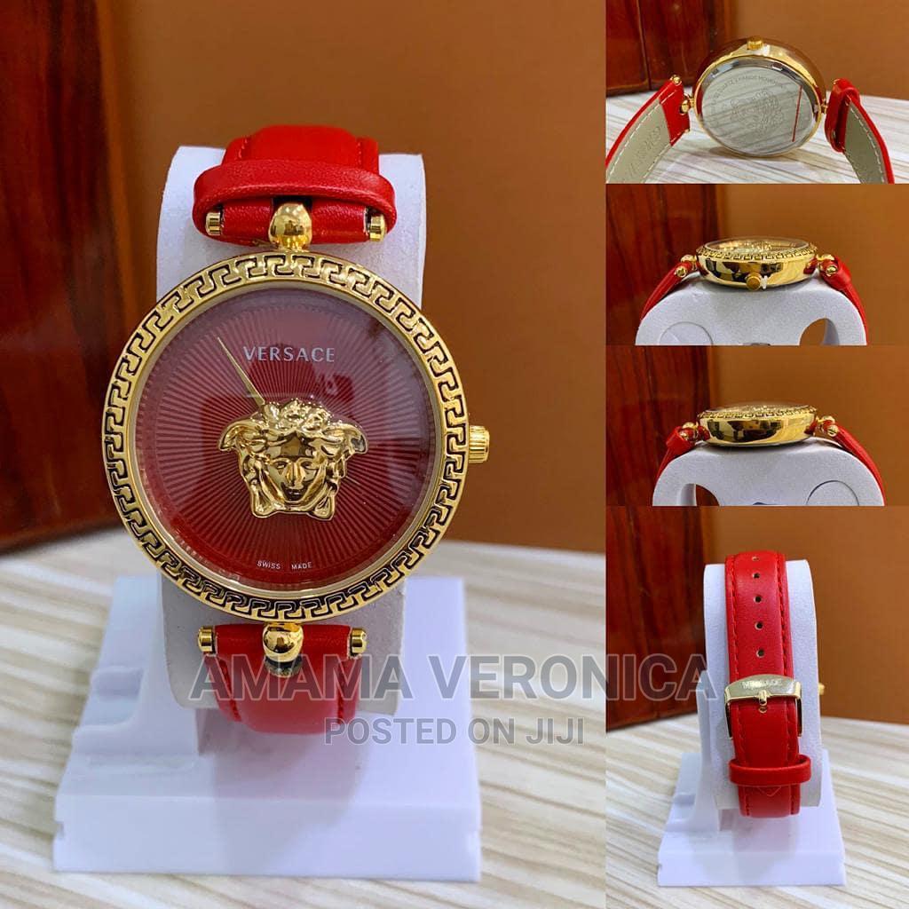 Archive: Classic Versace Wristwatch