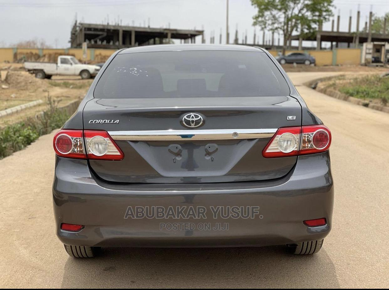 Toyota Corolla 2013 Silver   Cars for sale in Wuse, Abuja (FCT) State, Nigeria