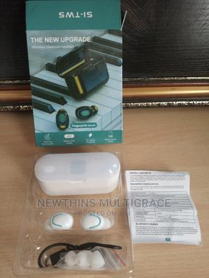New Upgrade Wireless Bluetooth Headset - Fingerprint Touch | Headphones for sale in Abuja (FCT) State, Kubwa
