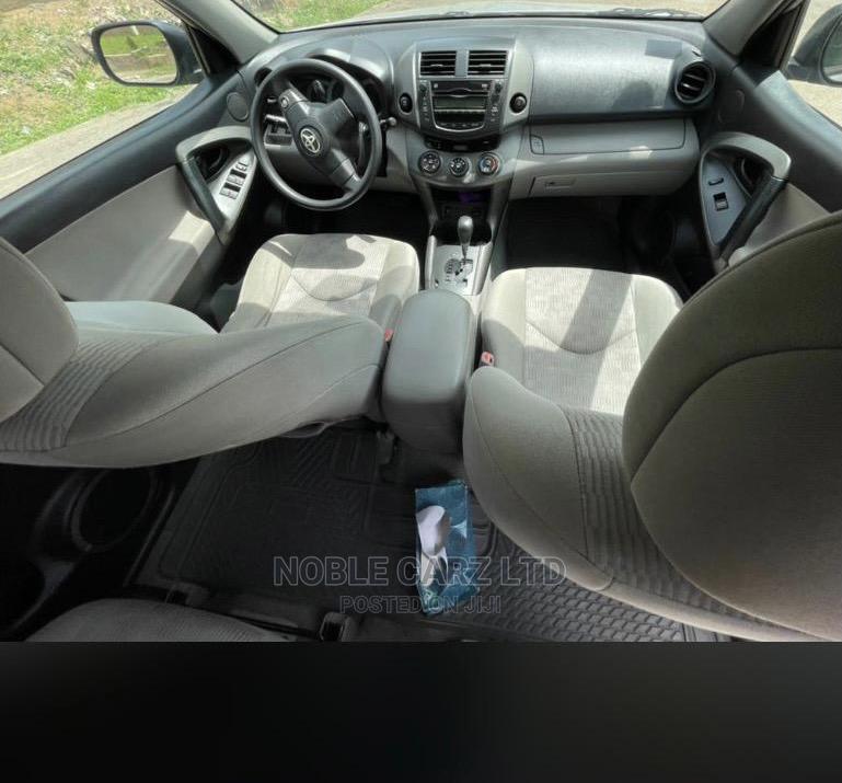 Toyota RAV4 2011 3.5 4x4 Silver | Cars for sale in Ikeja, Lagos State, Nigeria