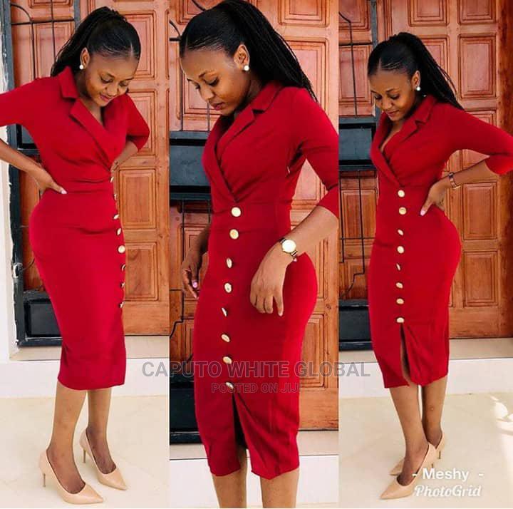 Smartsplit Female Corporate Gown