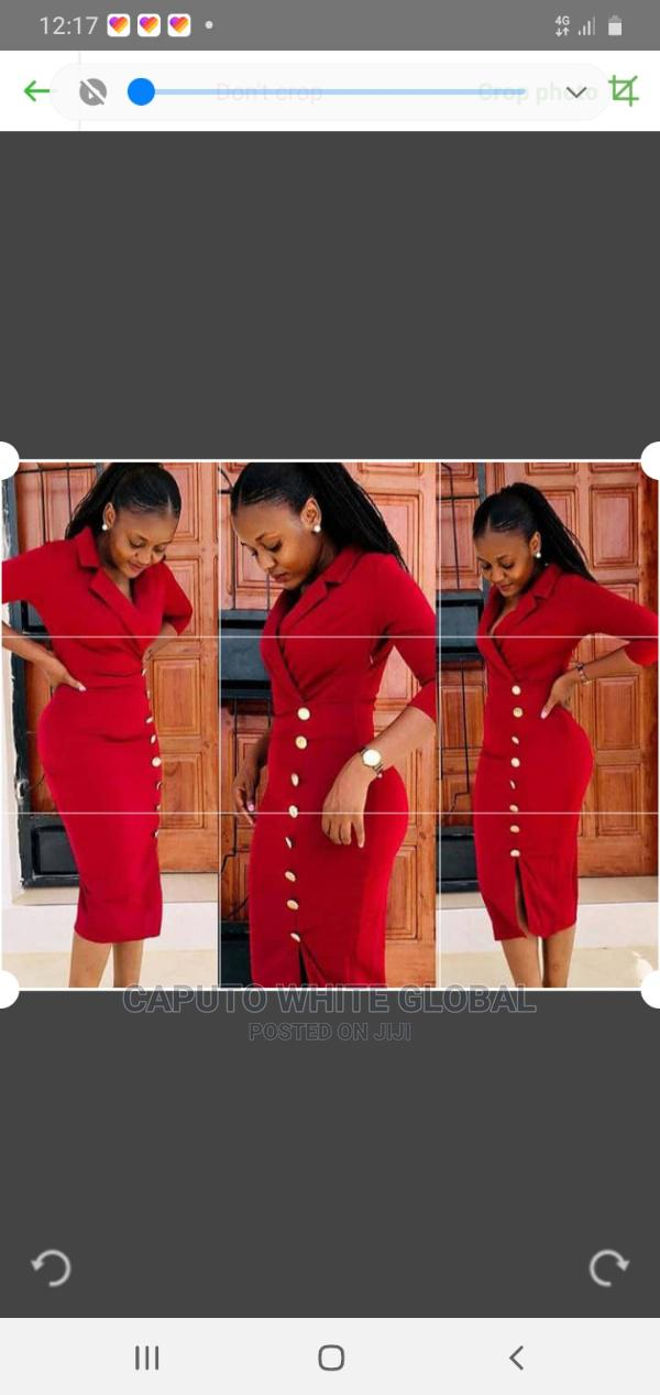 Smartsplit Female Corporate Gown   Clothing for sale in Ikeja, Lagos State, Nigeria