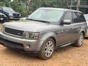 Land Rover Range Rover Sport 2011 HSE 4x4 (5.0L 8cyl 6A) Gray | Cars for sale in Abuja (FCT) State, Central Business Dis