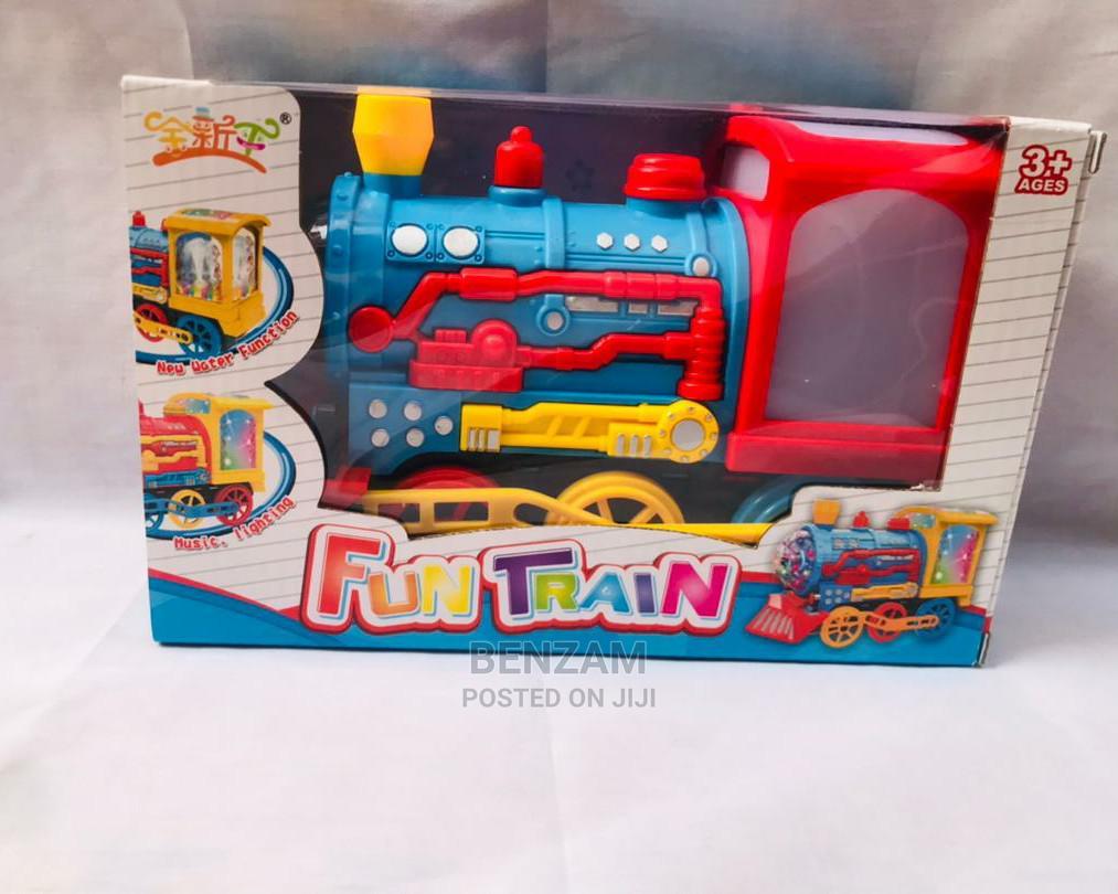 Fun Train for Kids